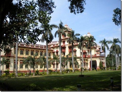 ספריית האוניברסיטה ההינדית בורנסי
