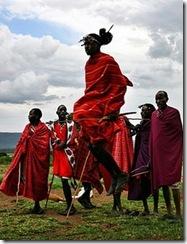 בני שבט המסאי
