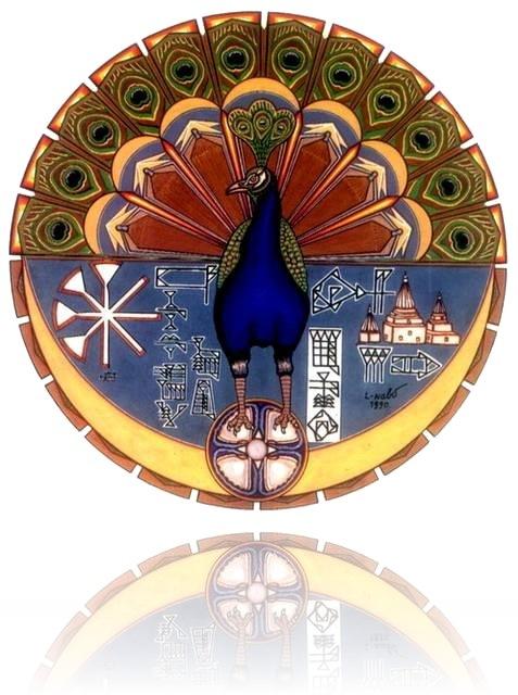 מלכ טאווס, האל היזידי