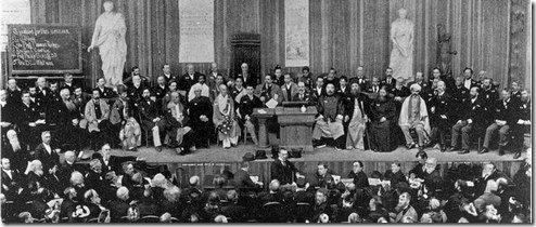 """נציגי הדתות ב""""פרלמנט"""" של 1893"""