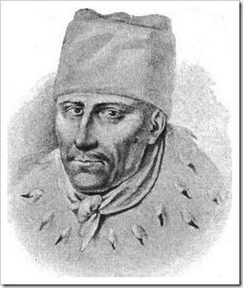 יעקב פראנק. מתוך Alexander Kraushar, Frank i frankiści polscy, 1726-1816 Vol. 2. הקליקו על התמונה לתמונות נוספות
