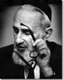 הרב סולובייצ'יק