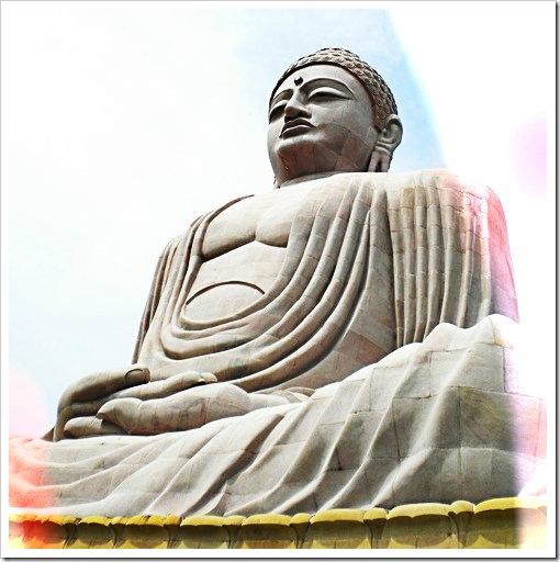 פסל הבודהה הענק בבודה-גאיה, הודו