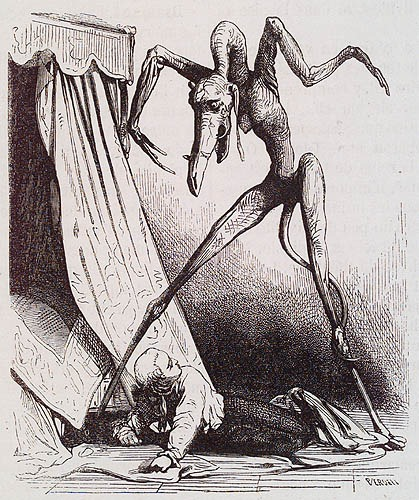 J.A.S. Collin de Plancy, Dictionnaire Infernal, Paris, 1863