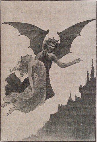 Roland Brévannes, L'Orgie Satanique à Travers les Siècles, Paris  Offenstadt, 1904