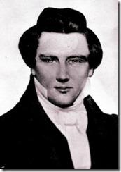 כנראה צילום של סמית מ-1844. גבר נאה