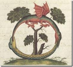 מתוך כתב יד גרמני מהמאה ה-18
