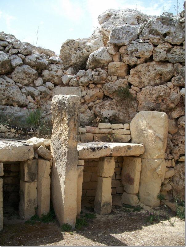מזבח פגאני עתיק, מלטה