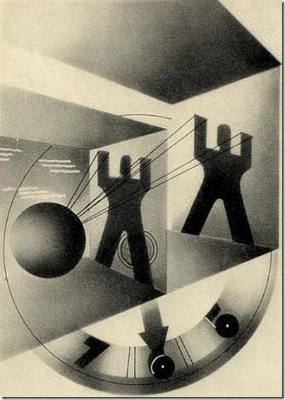 E McKnight Kauffe, The World in 2030 A.D. 1930