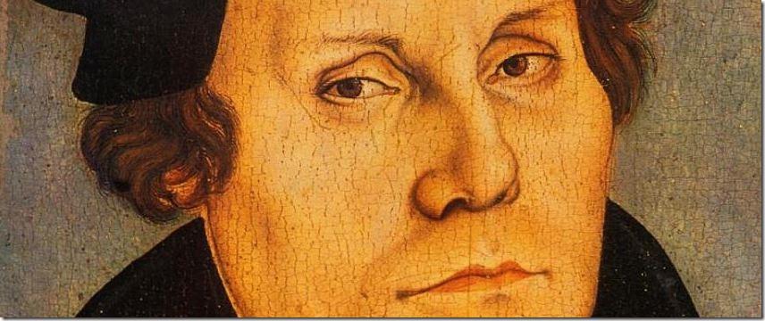 לותר, ציון של Lucas Cranach the Elder