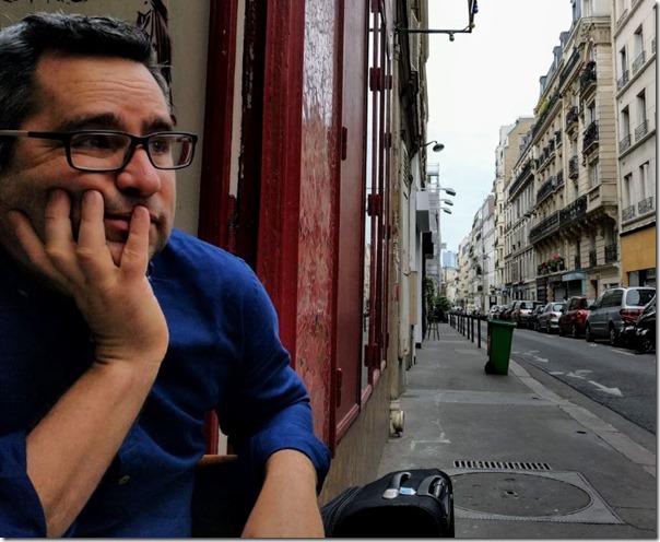 אמיר אנגל, צילום של איילת לנדאו