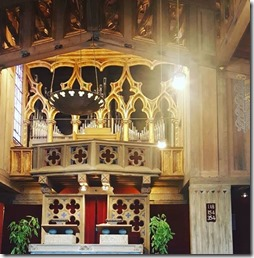 תוך הכנסייה